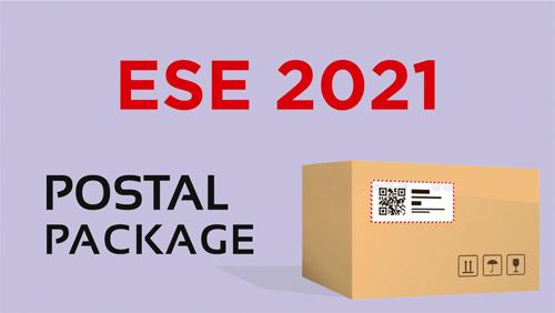 ESE 2021 Postal Package